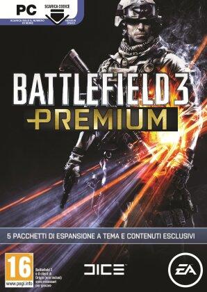 Battlefield 3: Premium (Code-in-a-Box)