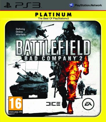 Battlefield Bad Company 2 (Platinum Edition)