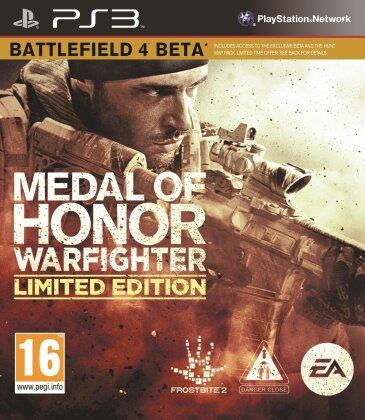 Medal of Honor Warfighter (incl. Accesso per la Beta di Battlefield 4) (Édition Limitée)