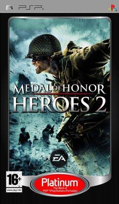 Medal of Honor Heroes 2 Platinum