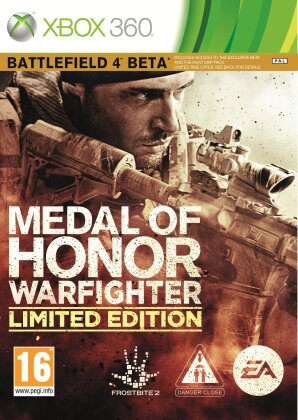Medal of Honor Warfighter (incl. Access to Battlefield 4-Beta) (Édition Limitée)