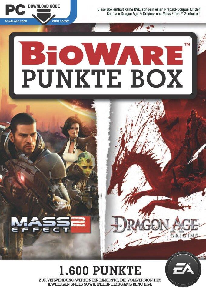 BioWare Punkte Box NEU