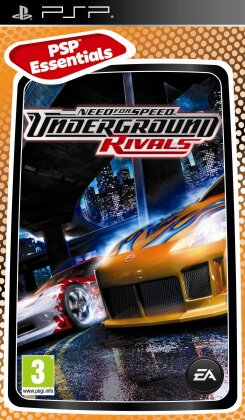 Need For Speed Underground Rivals Essentials