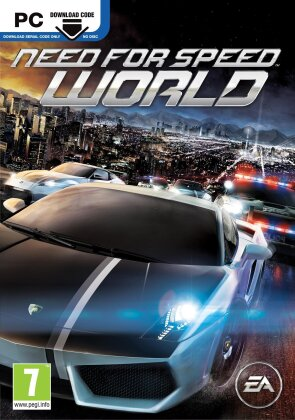 Need for Speed World (Code in a Box)