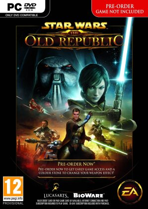 Star Wars: The Old Republic (Pre-Order Box)