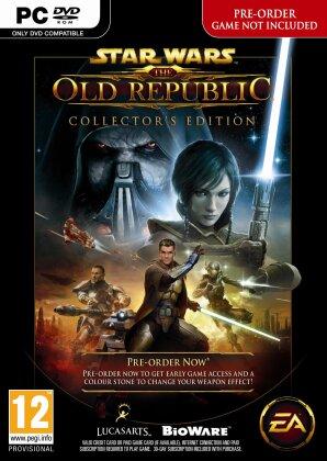 Star Wars: The Old Republic Collector Edition (Pre-Order-Box)