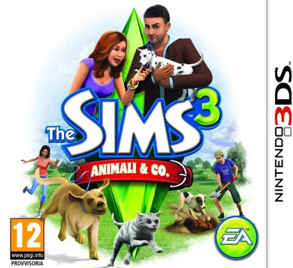 The Sims 3 Animali & Co. (3D)