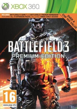 Battlefield 3 (Battlefield 3 incl. Premium Service) (Édition Premium)
