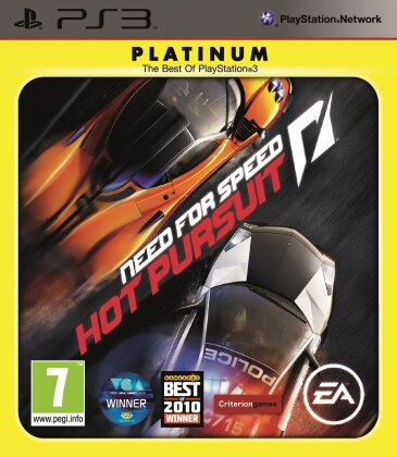 Need For Speed Hot Pursuit Platinum