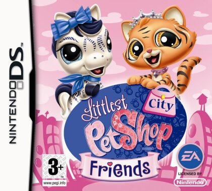 Littlest Pet Shop Friends: City