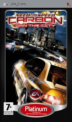 Need for Speed Carbon Own The City Platinum