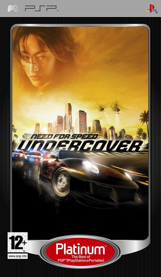 Need for Speed Undercover Platinum