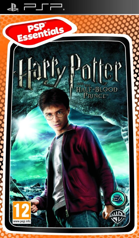 Harry Potter and the Half Blood Prince Essentials
