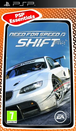 Need for Speed Shift Essentials