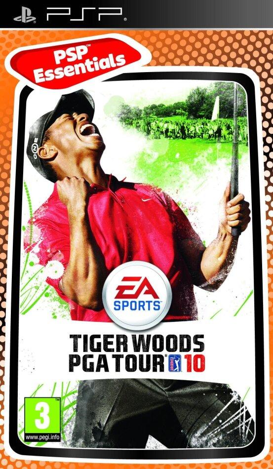 Tiger Woods PGA Tour 10 Essentials