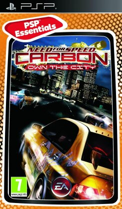 Need for Speed Carbon Own The City Essentials