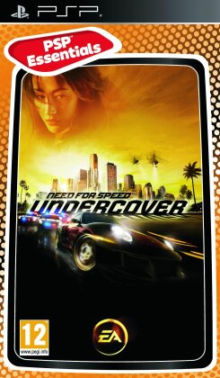 Need for Speed Undercover Essentials