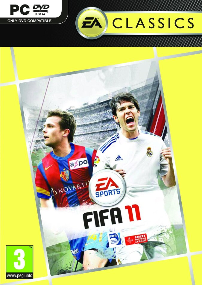 FIFA 11 Classics