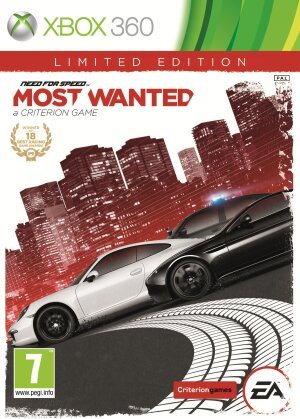 Need for Speed Most Wanted (Édition Limitée)