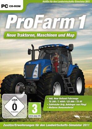 Landwirtschafts-Simulator AddOn Pro Farm 1