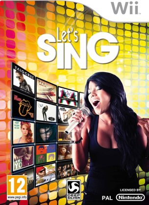 Let's Sing incl. Microphone