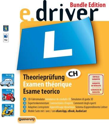 e.Driver 2013 - Das Schweiz. Lernprogramm für die Theorieprüfung