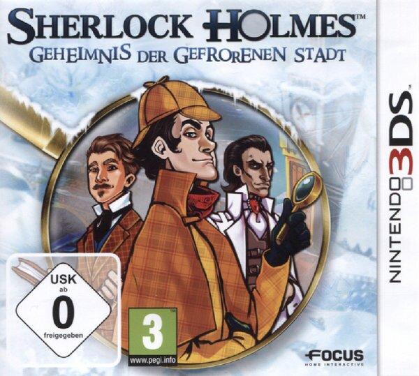 Sherlock Holmes: Das Geheimnis der gefrorenen Stadt