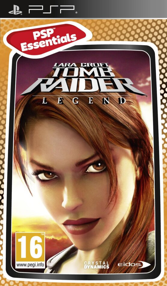 Tomb Raider Legend Essentials