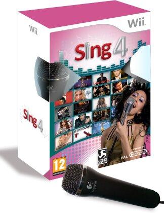 Sing 4 incl. 2 Microphones
