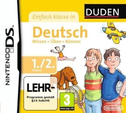 DUDEN Einfach Klasse in Deut. 1.2. DS
