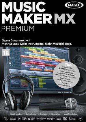 MAGIX Music Maker MX Premium (PC)