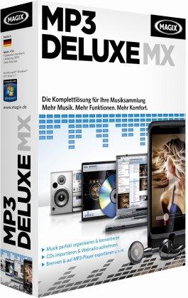 MAGIX MP3 deluxe MX (PC)