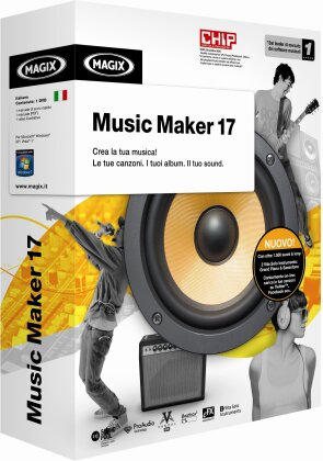 MAGIX Music Maker 17