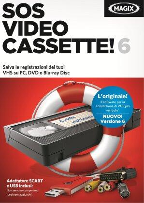 MAGIX SOS Videocassette 6