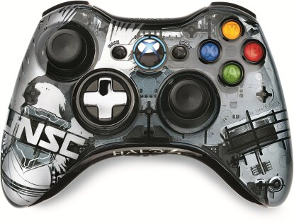 Xbox 360 Wireless Controller Halo 4 (Limited Edition)