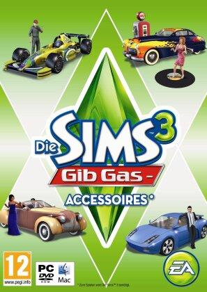 Die Sims 3 Gib Gas Accessoires