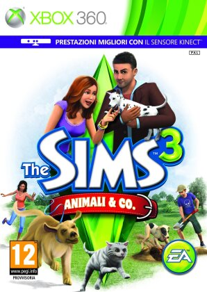 The Sims 3 Animali & Co. (Kinect)