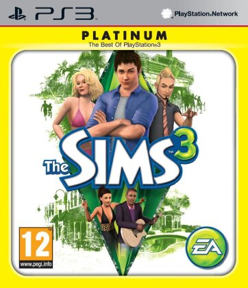 The Sims 3 Platinum