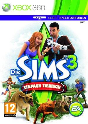 Die Sims 3 Einfach tierisch (Kinect)