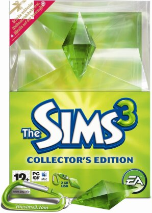 Die Sims 3 (PC/Mac Hybrid) Weihnachts-Edition (Édition Collector)