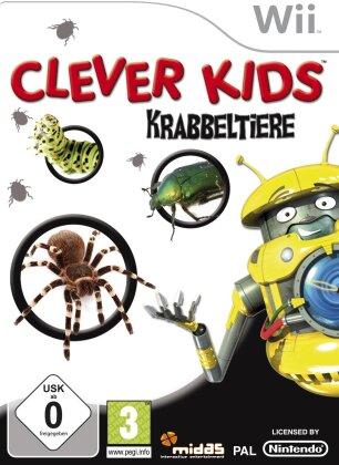 Clever Kids: Krabbeltiere