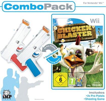 Chicken Blaster Wii ComboPack