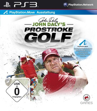 John Daly's ProStroke Golf (Move only)