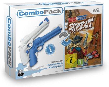 Wild West Shootout Combo Pack (incl. 2 Guns)