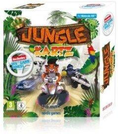 Jungle Kartz + Racing Wheel