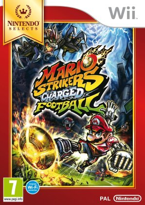 Nintendo Select: Mario Strikers Charged Football
