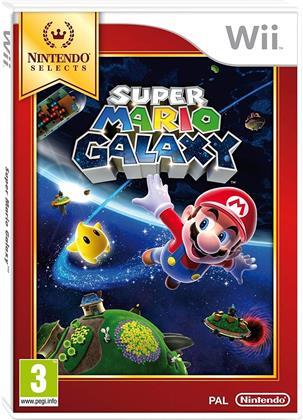 Nintendo Selects - Super Mario Galaxy