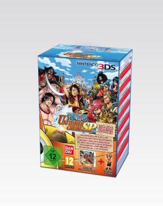 One Piece: Unlimited Cruise SP incl. Figurine