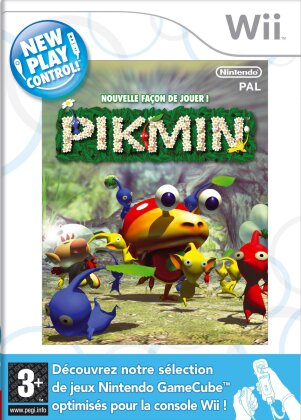 Pikmin (NEW PLAY CONTROL)