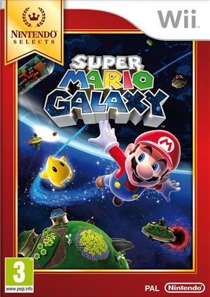 Nintendo Selects - Super Mario Galaxy